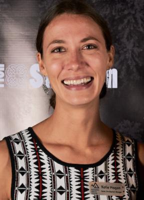 Katie Miles - headshot image